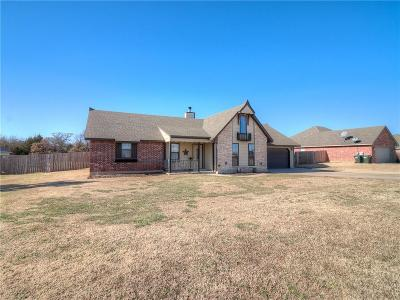 Guthrie Single Family Home For Sale: 11421 Stonecrest