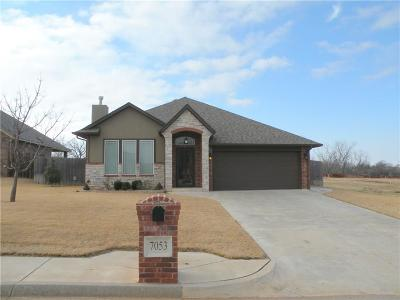 Oklahoma City OK Single Family Home For Sale: $187,000
