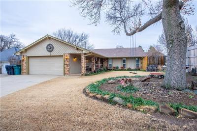 Oklahoma City OK Single Family Home For Sale: $165,000