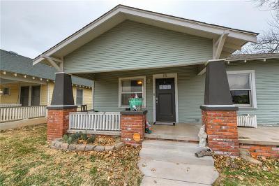 Oklahoma City OK Single Family Home For Sale: $158,000