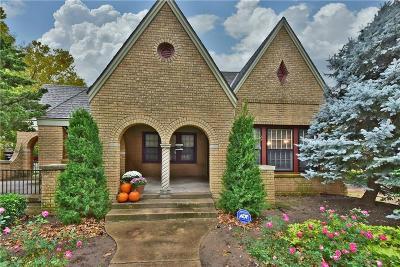 Oklahoma City OK Single Family Home For Sale: $239,500
