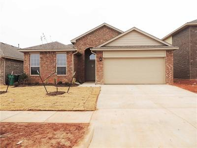 Piedmont Single Family Home For Sale: 12533 NW 139th Terrace