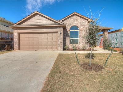 Piedmont Single Family Home For Sale: 12525 NW 139th Terrace