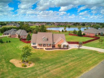 Oklahoma City OK Single Family Home For Sale: $393,000