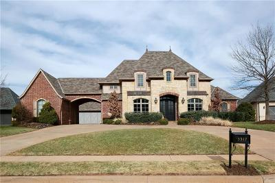 Edmond Single Family Home For Sale: 3317 NW 175th Street