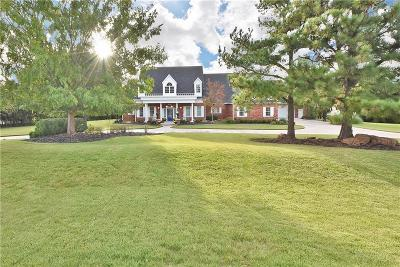 Edmond Single Family Home For Sale: 3701 Sea Ray Channel