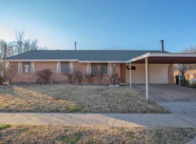 Del City Single Family Home For Sale: 4301 Leonhardt