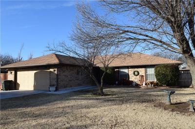 Del City Single Family Home For Sale: 4533 SE 35th Street Street