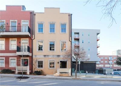 Oklahoma City Condo/Townhouse For Sale: 18 NE 3rd Street