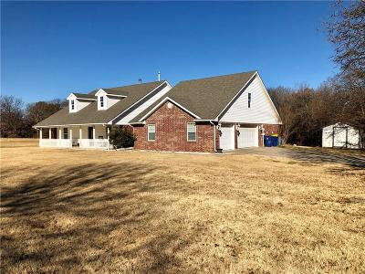 Choctaw Single Family Home For Sale: 16603 Railhead