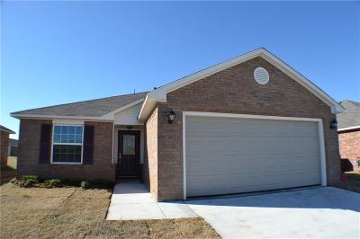 Newcastle Single Family Home For Sale: 2101 Bosc Drive