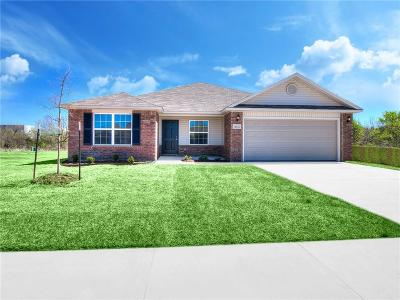 Newcastle Single Family Home For Sale: 2109 Bosc Drive