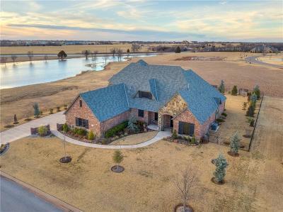Edmond Single Family Home For Sale: 4401 Blackthorn Drive