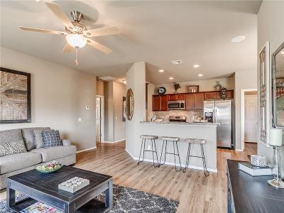 Mustang Single Family Home For Sale: 1832 W Antler Way