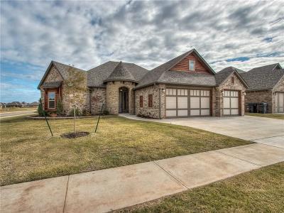 Yukon Single Family Home For Sale: 508 Bray Lane
