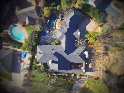 Nichols Hills Single Family Home For Sale: 7105 Nichols