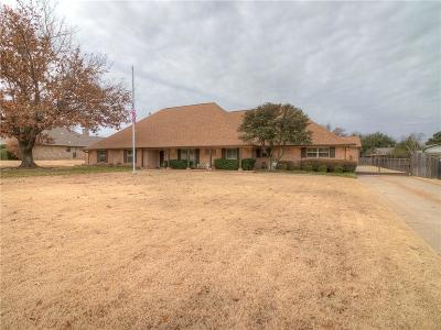 Oklahoma City Single Family Home For Sale: 12009 Thorn Ridge Road