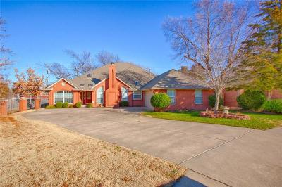 Norman Single Family Home For Sale: 1321 Braden Drive
