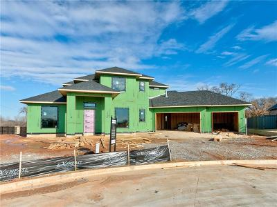 Edmond Single Family Home For Sale: 6440 Wentworth Drive