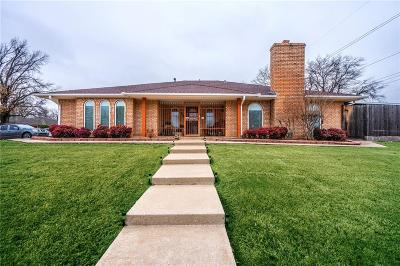 Single Family Home For Sale: 7805 Brookside Drive