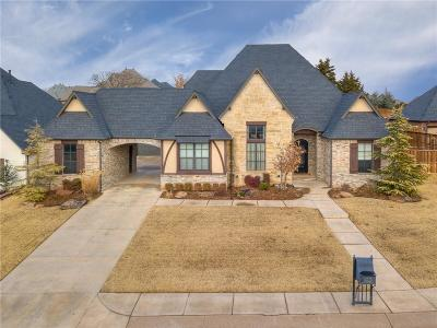 Edmond Single Family Home For Sale: 2317 Old Creek Road
