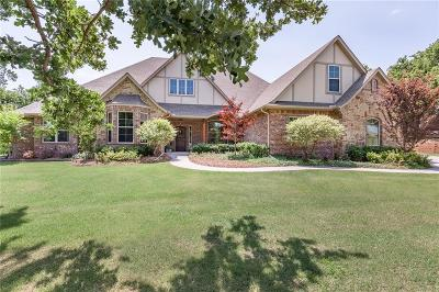 Edmond Single Family Home For Sale: 1706 Palazzo