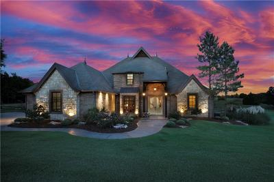 Edmond Single Family Home For Sale: 1348 N Post Road