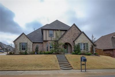 Edmond Single Family Home For Sale: 2800 Rustic Road