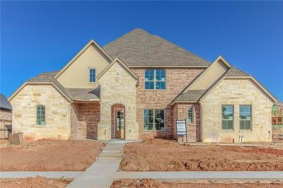 Norman Single Family Home For Sale: 4419 Fountain View