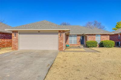 Norman Single Family Home For Sale: 905 Shadowhill Street