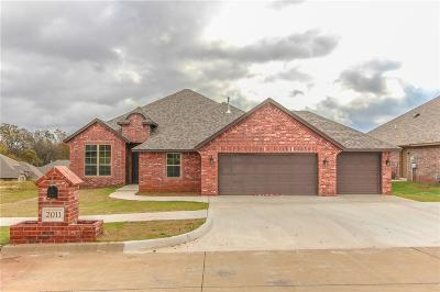 Norman Single Family Home For Sale: 2011 Allora Court