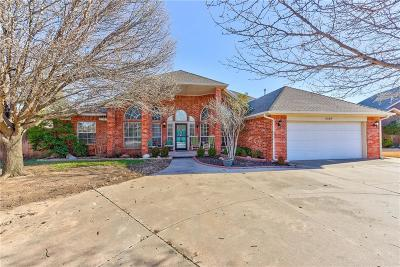Norman Single Family Home Pending: 2429 Fairway Court
