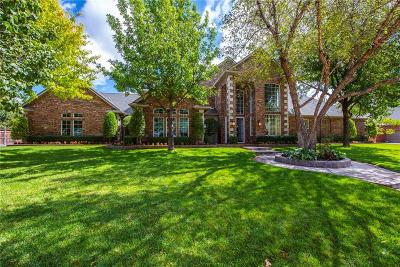 Edmond Single Family Home For Sale: 6008 Carmel Valley Way