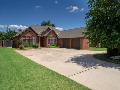 Oklahoma City Single Family Home For Sale: 11920 Shady Trail Lane
