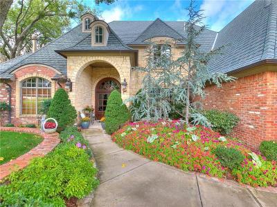 Edmond Single Family Home For Sale: 6409 Oak Tree Drive