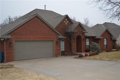 Midwest City Single Family Home For Sale: 12433 Croydon