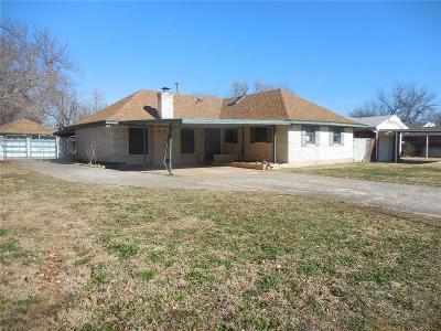 Del City Single Family Home For Sale: 4341 Prairie Lane