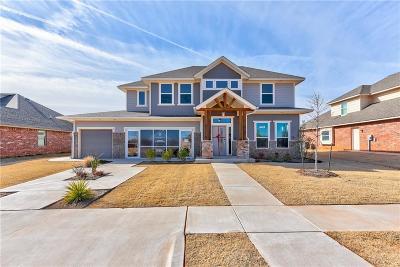 Yukon Single Family Home For Sale: 3021 Brookstone Pass Drive