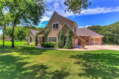 Edmond Single Family Home For Sale: 10209 Chitwood Farms