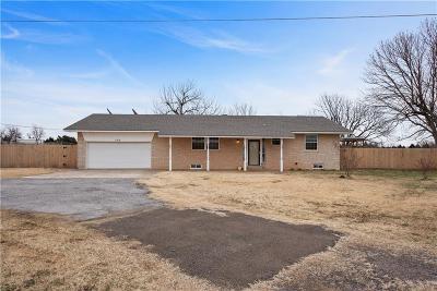 Mustang Single Family Home Pending: 306 N Johnson