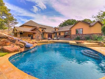 Edmond Single Family Home For Sale: 3005 Fisher Road