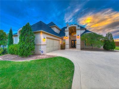 Oklahoma City Single Family Home For Sale: 7901 Nichols Gate Circle