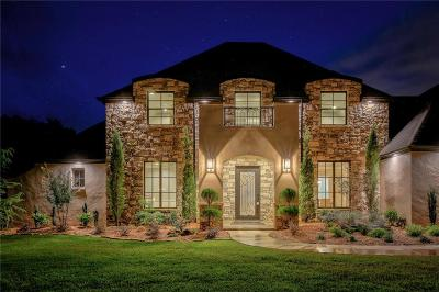 Edmond Single Family Home For Sale: 6816 Gentry Circle