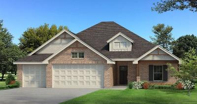 Yukon Single Family Home For Sale: 605 Frisco Ridge Road
