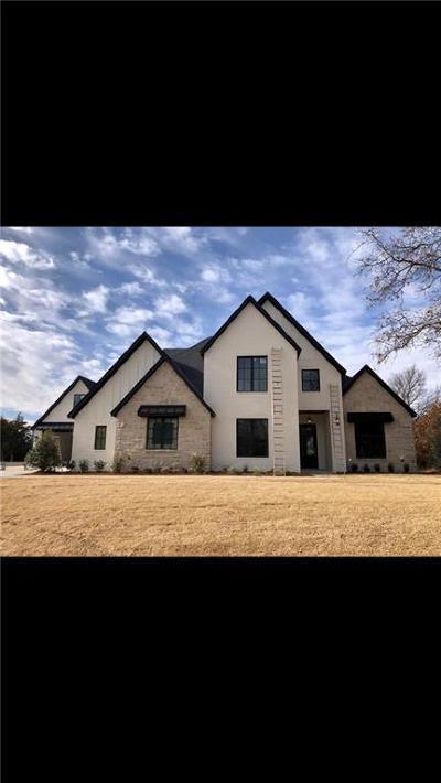 Edmond Single Family Home Pending: 5125 Yale Bridge Court