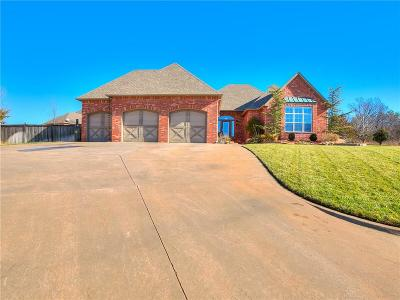 Midwest City Single Family Home For Sale: 366 Canterbury