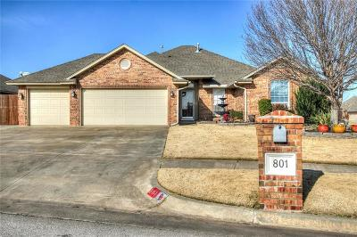 Moore OK Single Family Home For Sale: $204,900