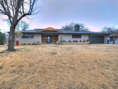 Oklahoma City Single Family Home For Sale: 5905 N Billen Avenue