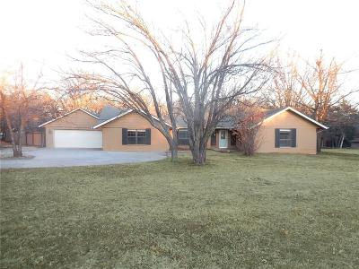 Edmond Single Family Home For Sale: 4908 Remington Road