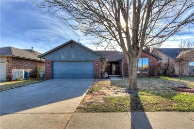 Midwest City Single Family Home For Sale: 9912 Railroad